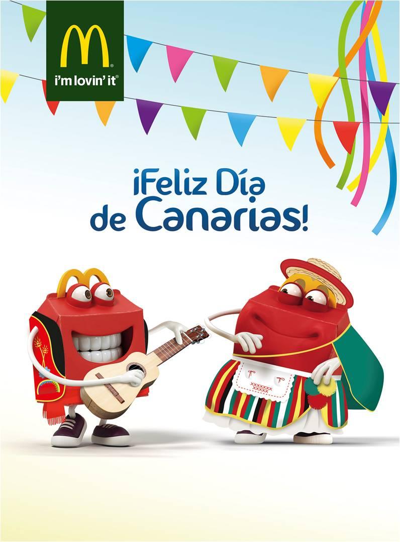 McDONALD'S – Día de Canarias